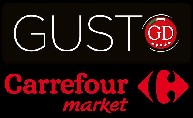 Gusto GD – Carrefour Market Aziende Deserti Logo